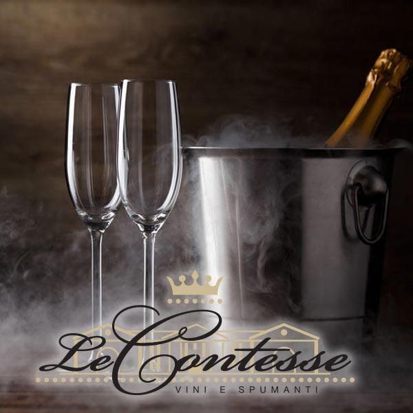 Prosecco vom Weingut Le Contesse in Tezze di Vazzola